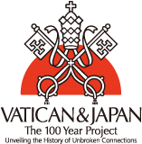 A 100-year project that opens the door to understanding and exchanging the obscure history of the Vatican and Japan
