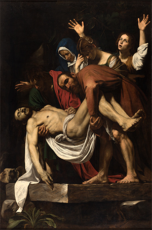 Caravaggio: The Entombment of Christ Exhibition (tentative name)